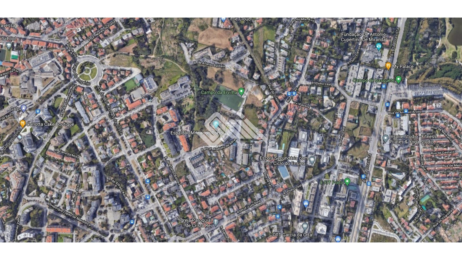 Terreno Nevogilde  - Porto, UDF De Aldoar, Foz Do Douro E Nevogilde